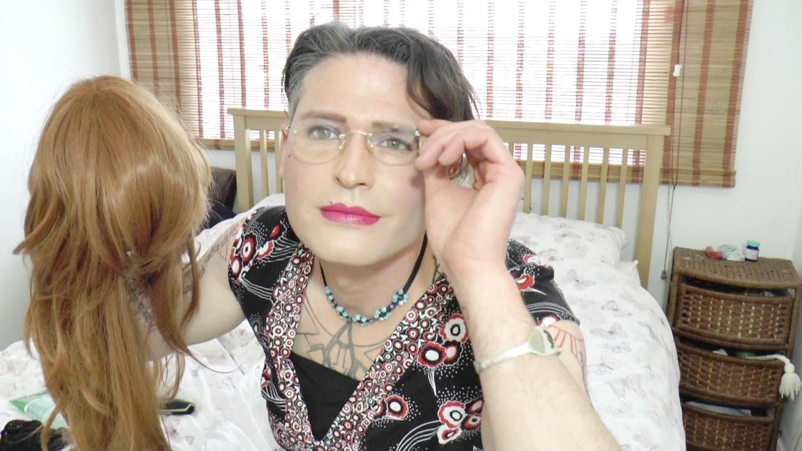Transvestite shaving tips
