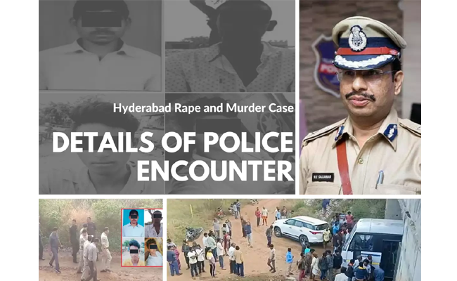 India, India news today, Pushp news, Google News, Breaking news, woman veterinarian in Telangana murdered, Hyderabad veterinary rape-murder case, Hyderabad vet rape-murder case, Hyderabad rape case, Hyderabad rape and murder, Hyderabad rape, Hyderabad gangrape and murder, Hyderabad encounter, Encounter in Hyderabad