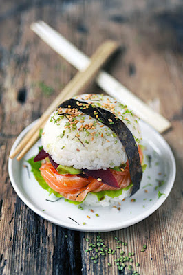 http://doriannn.blogspot.is/2016/06/mon-sushi-burger-au-saumon-parce-que.html