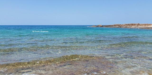 Stravos Beach - Creta, Grécia