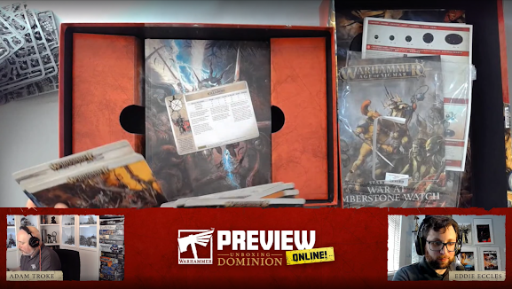 unboxing DOMINION