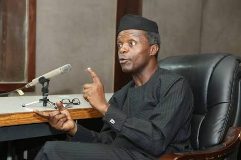 List Of Things Osinbajo Has Done In One Month Of Buhari's Absence