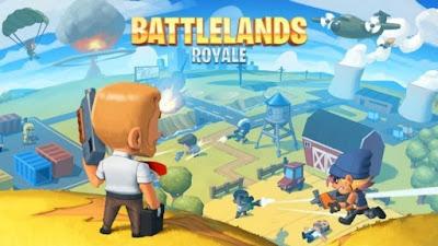 لعبة Battlelands Royale للأندرويد، لعبة Battlelands Royale مدفوعة للأندرويد
