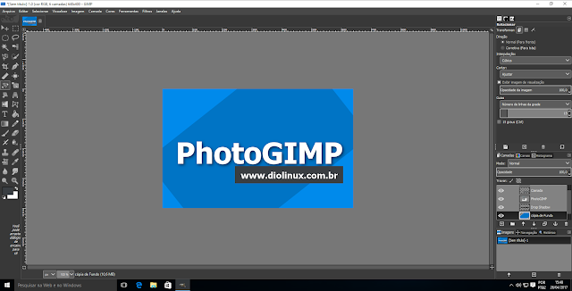 PhotoGIMP 2017.1
