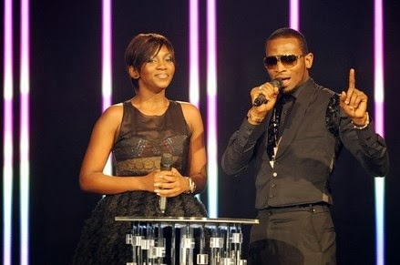 No romance between D'Banj and Genevieve, It Was All A ...