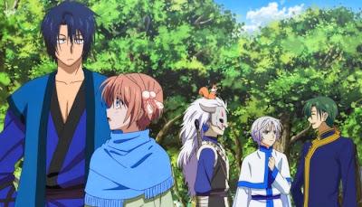 Resultado de imagem para akatsuki no yona