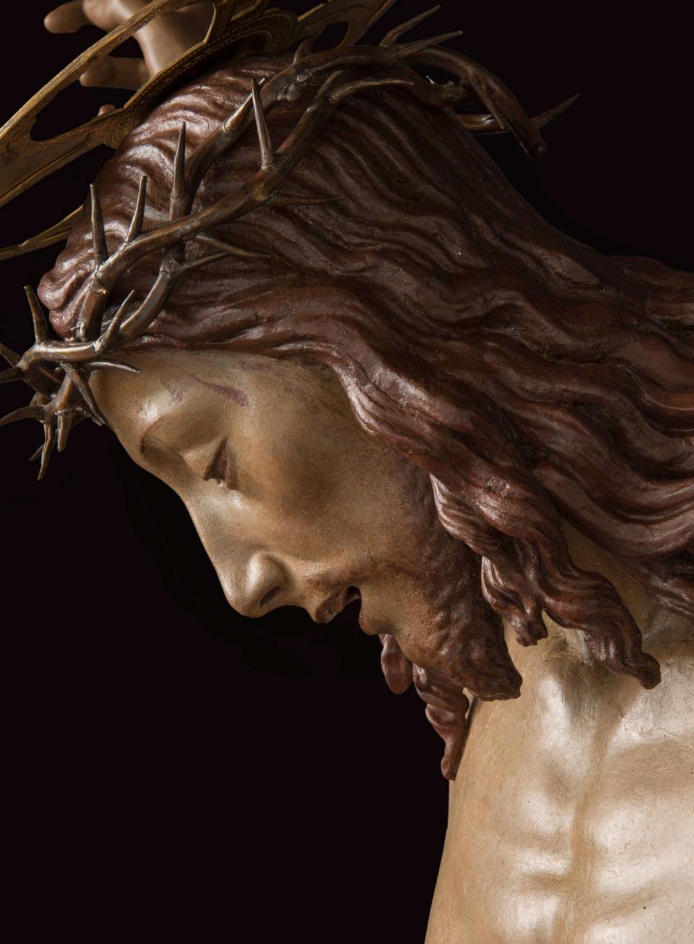 Non possumus il grido lacerante dell uomo dio attraversa - Armatura dell immagine del dio ...