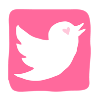 Twitter Social Media Icon
