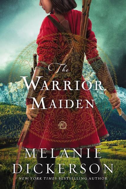 Heidi Reads... The Warrior Maiden by Melanie Dickerson