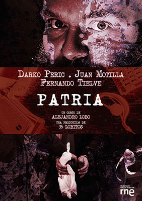 Patria el nuevo cortometraje de Alejandro Lobo