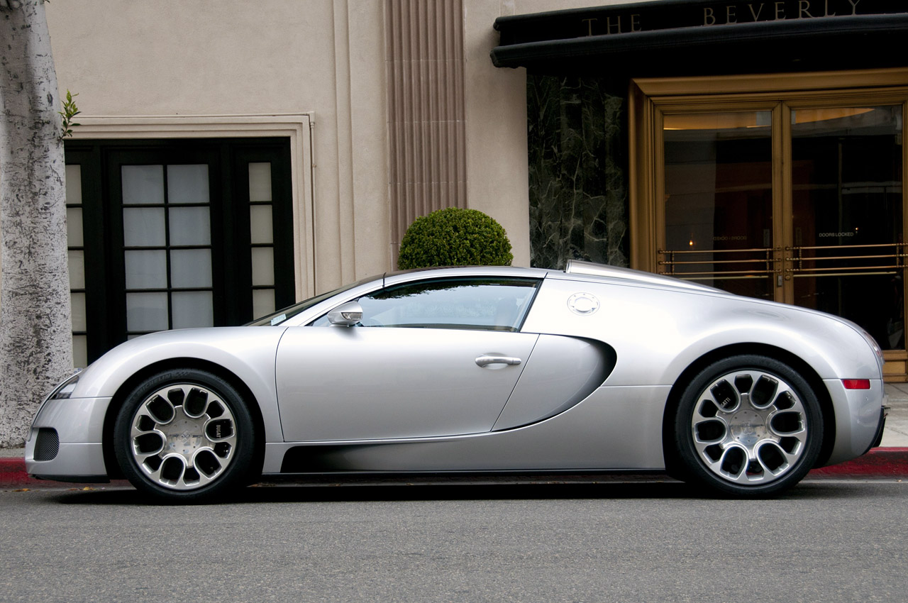 Bugatti Veyron 16 4 Grand Sport Supercar Original