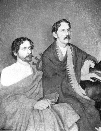 ঠাকুরবাড়ির নিঃসঙ্গ নক্ষত্র - খালিদ আল  হাসান (স্বাক্ষর)