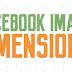 Infografik Dimensi dan Spesifikasi Gambar Facebook Page dan Facebook Ads