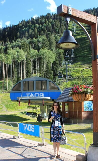 You'll love the Taos Ski Valley during the summer!