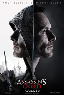 Watch Assassin's Creed (2016) movie free online