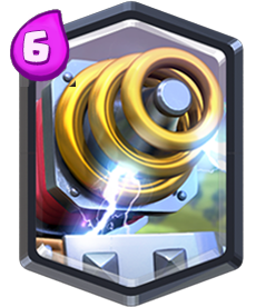 Carta Sparky de Clash Royale - Cards Wiki