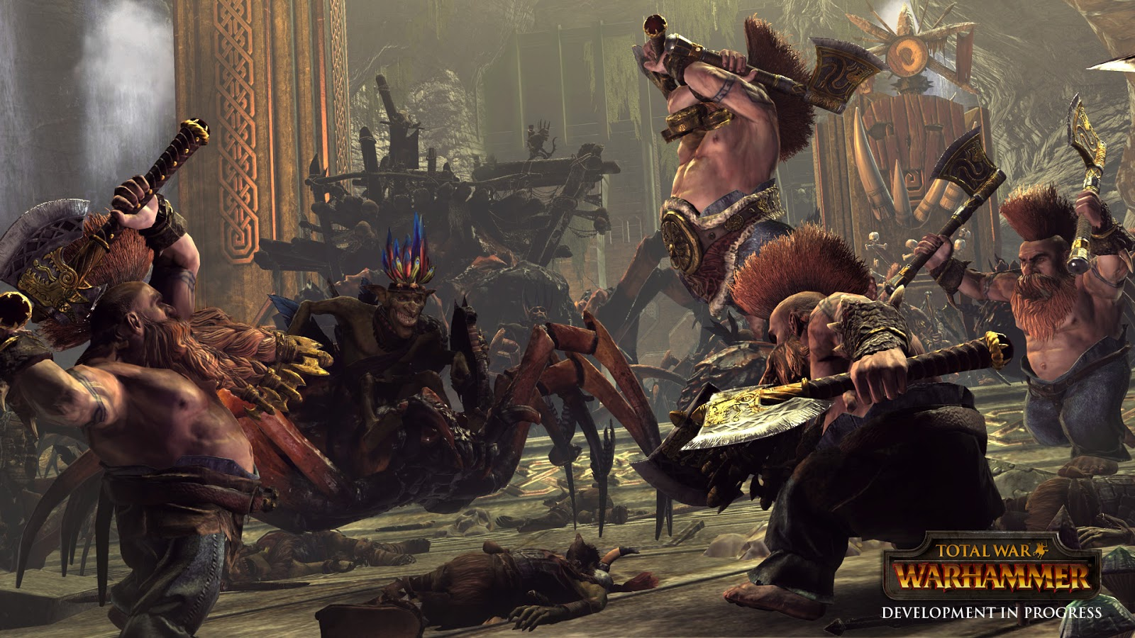 Total War WARHAMMER ESPAÑOL PC (STEAMPUNKS) + REPACK 4 DVD5 (JPW) 10