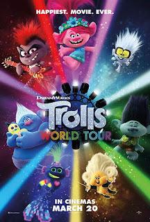 Download Trolls World Tour (2020) Full Movie Dual Audio Hindi 720p Bluray