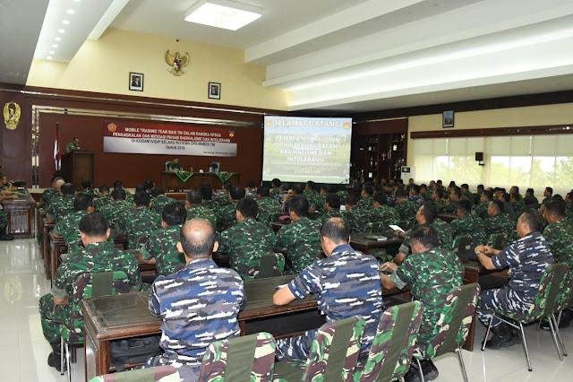 Mobile Training Team Intelijen Kodam IV Diponegoro Soroti Paham Radikalisme