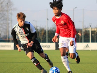 como u-17 vs garuda select