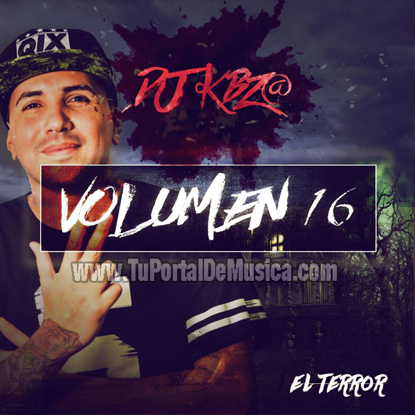 DJ KBZ@ Ft Axel caram Volumen 16 (2016)