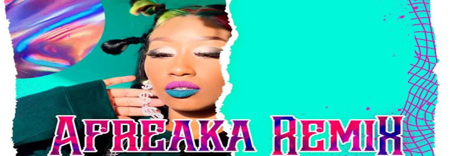 Download Victoria Kimani X FKI 1st ft Stonebwoy – Afreaka [Remix]