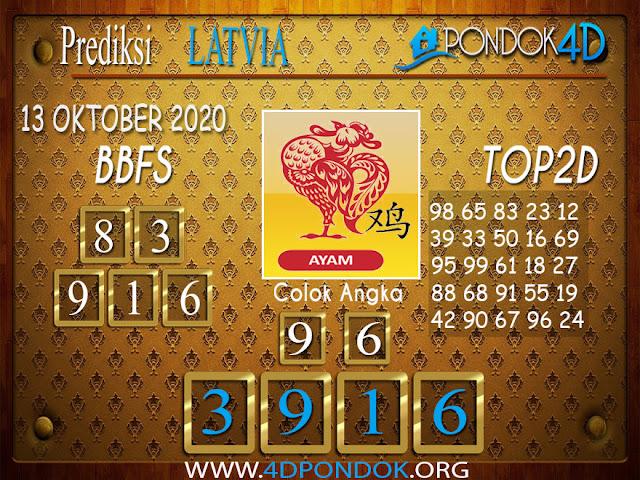 Prediksi Togel LATVIA PONDOK4D 13 OKTOBER 2020