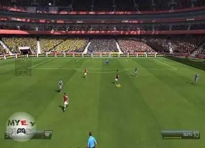 تحميل لعبة فيفا 14 Fifa 2014 للكمبيوتر برابط مباشر من ميديا فاير