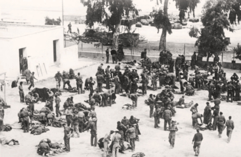 80η επέτειος της μάχης στην Ασίνη στις 27 Απριλίου 1941