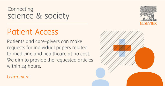 Access for patients – and other ways to get Elsevier articles without a subscription