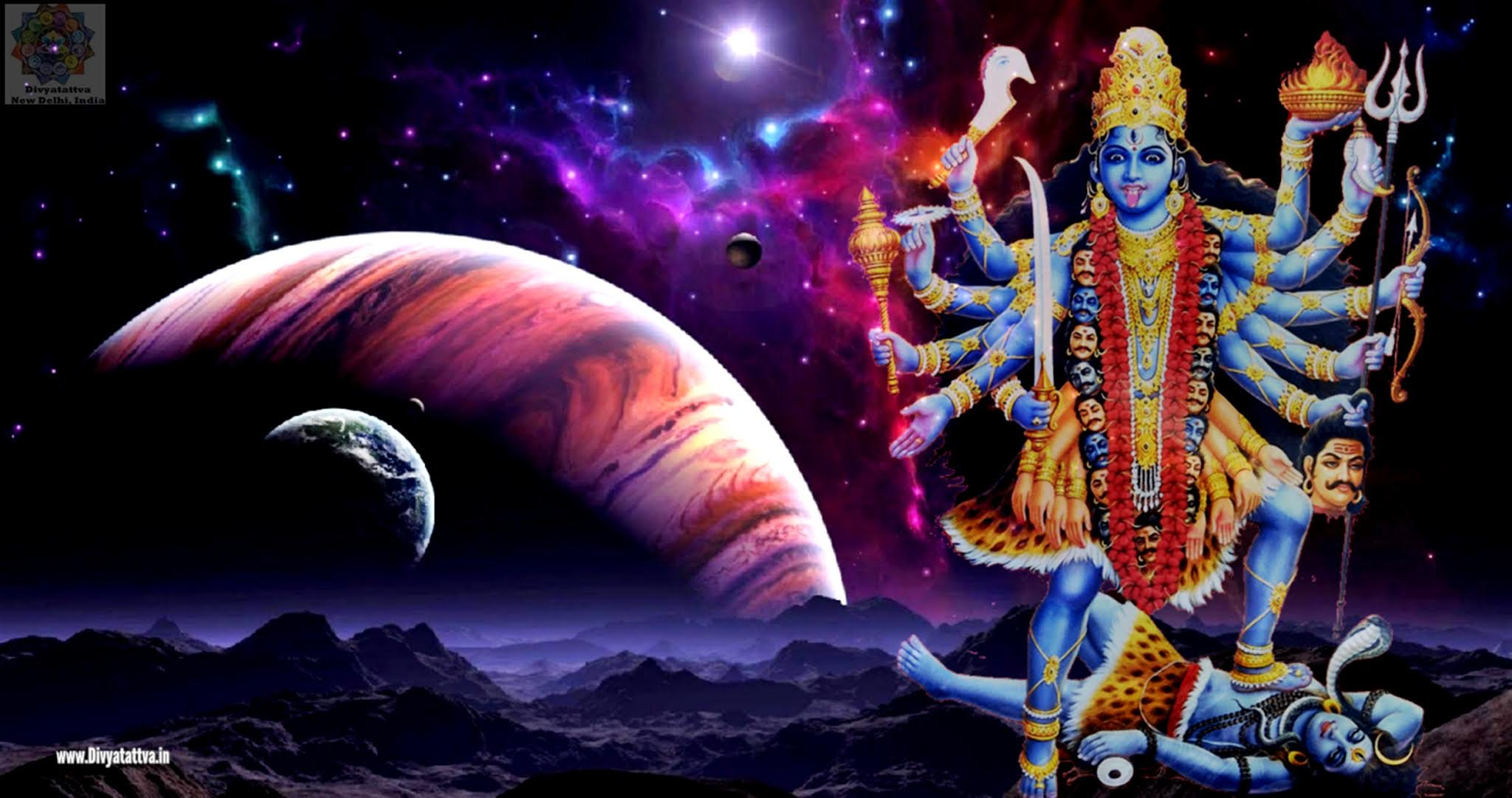 Kalika is a Hindu goddess wallpapers Kali is the chief of the Mahavidyas