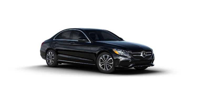 2018 Mercedes-Benz C-Class Colours Available