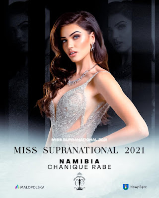 Miss Supranational 2021 es Namibia