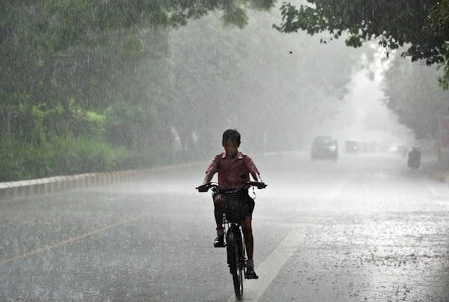केरल में एक सप्ताह की देरी से पहुंचेगा मानसून
