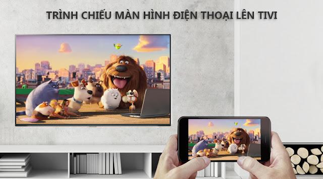Smart Tivi LG 4K 65 inch 65SK8500PTA