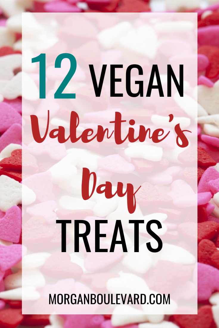 vegan valentines day treats