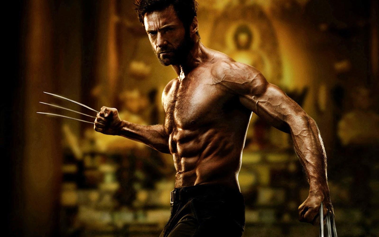 HUGH JACKMAN: «Κινδύνεψα να κόψω το πέος μου με τα νύχια του Wolverine»