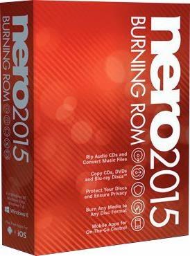 Download Nero Burning ROM 2015