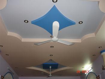 Trần thạch cao cho phòng khách 2013