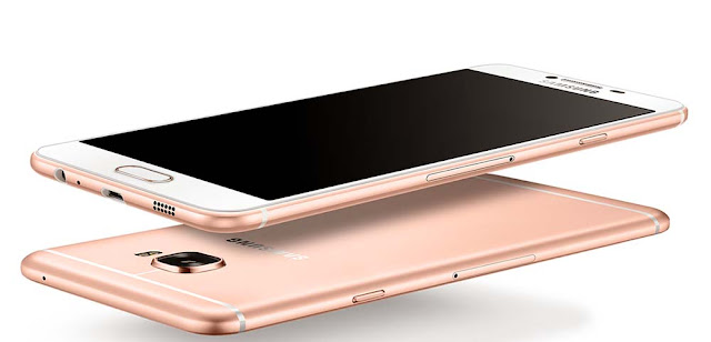 Desain Body dan Harga Galaxy C9 Pro Terbaru