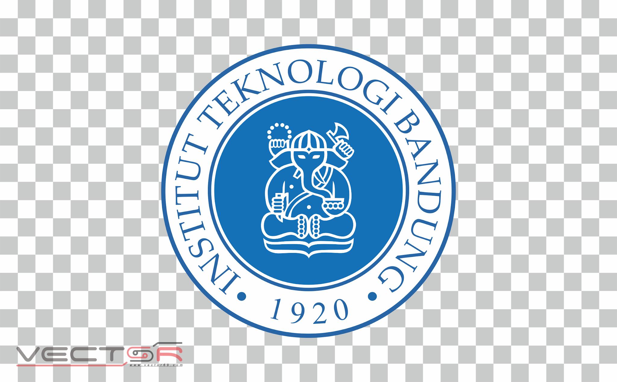 Logo ITB (Institut Teknologi Bandung) - Download .PNG (Portable Network Graphics) Transparent Images