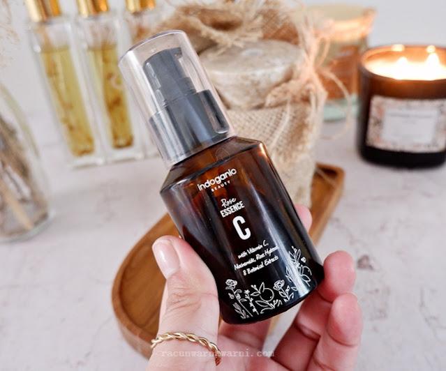 review essen c vitamin c essence indoganic