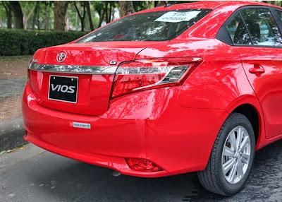 toyota vios3 3 -  - Vios E và G : Mẫu xe nào dành cho bạn ?