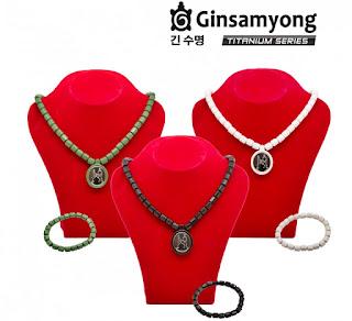 Perbedaan Kalung Azhikra Gwisamunsok (Black Jade) dengan Kalung Ginsamyong (Tourmaline)
