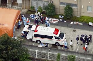 Knife Attack: 19 Killed & 25 Injured!
