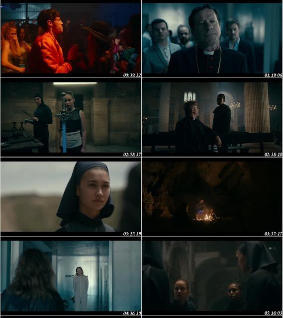 Warrior Nun S01 English Complete Download 720p WEBRip