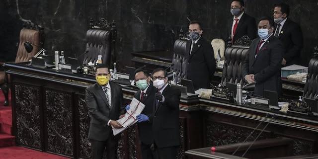 Ketua PBNU: Memaksakan Pengesahan UU Ciptaker saat Pandemi Bentuk Kenegaraan Buruk