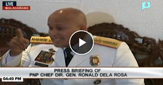 Watch: PNP chief Bato slams media 'Mas maraming krimeng ginawa noon pa, hindi pa panahon ni Pres. Duterte'