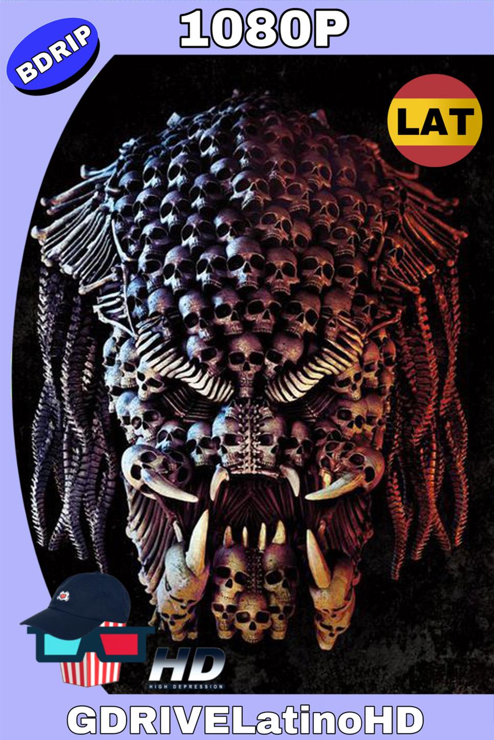 El Depredador (2018) BDRIP 1080p (60 FPS) Latino Inglés MKV