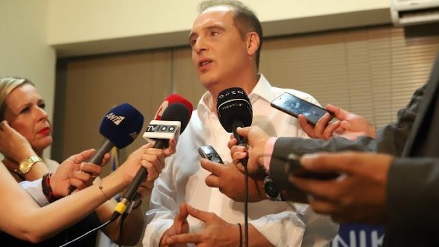 Περιοδεία του Κυριάκου Βελόπουλου και κλιμακίου του κόμματος στην Πελοπόννησο